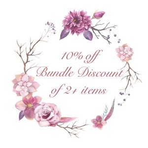 Other - Bundle Discount of 10%off 2+ items❤️